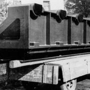 Größtes Holzmodell