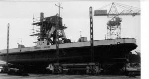 Modelle für Schiffsdampfmaschine 1982
