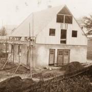 Werkstattneubau 1938