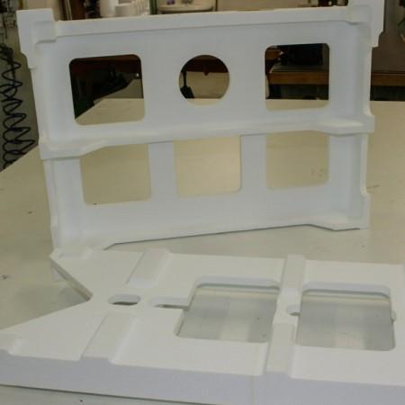 Exporit Modelle // Polystyrene Model